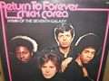 RETURN TO FOREVER( FEAT CHICK COREA) - Hymn of the seven galaxy - 33T