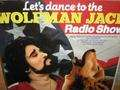 WOLFMAN JACK - let's dance to the radio show - LP