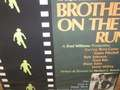 JOHNNY PATE - brother on the run - LP
