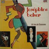 JOSEPHINE BAKER 50 ans de chansons 1925/1975