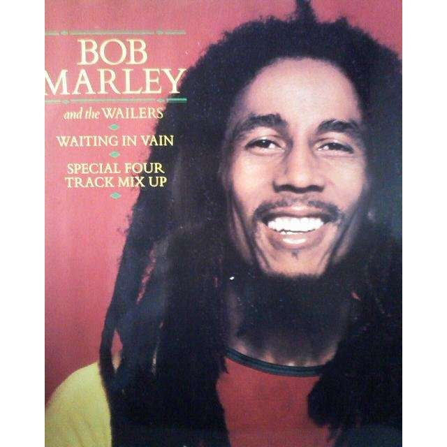bob marley and the wailers waiting in vain / marley mix up