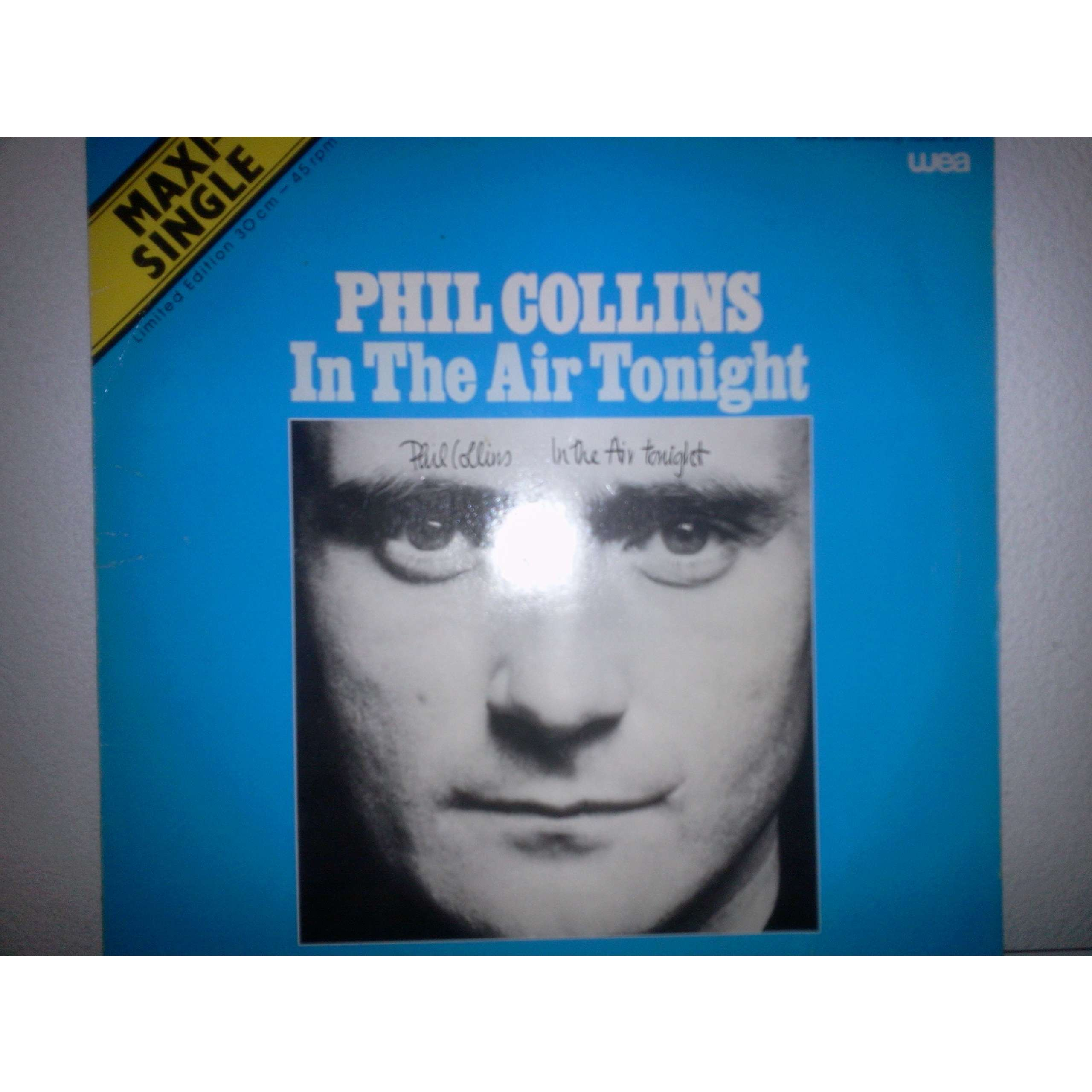 song meanings and information of in the air tonight by phil collins What does phil collins's song against all odds (take a look at me now) mean  phil collins song meanings in the air tonight.