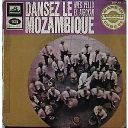 Pello El Afrokan Dansez Le Mozambique