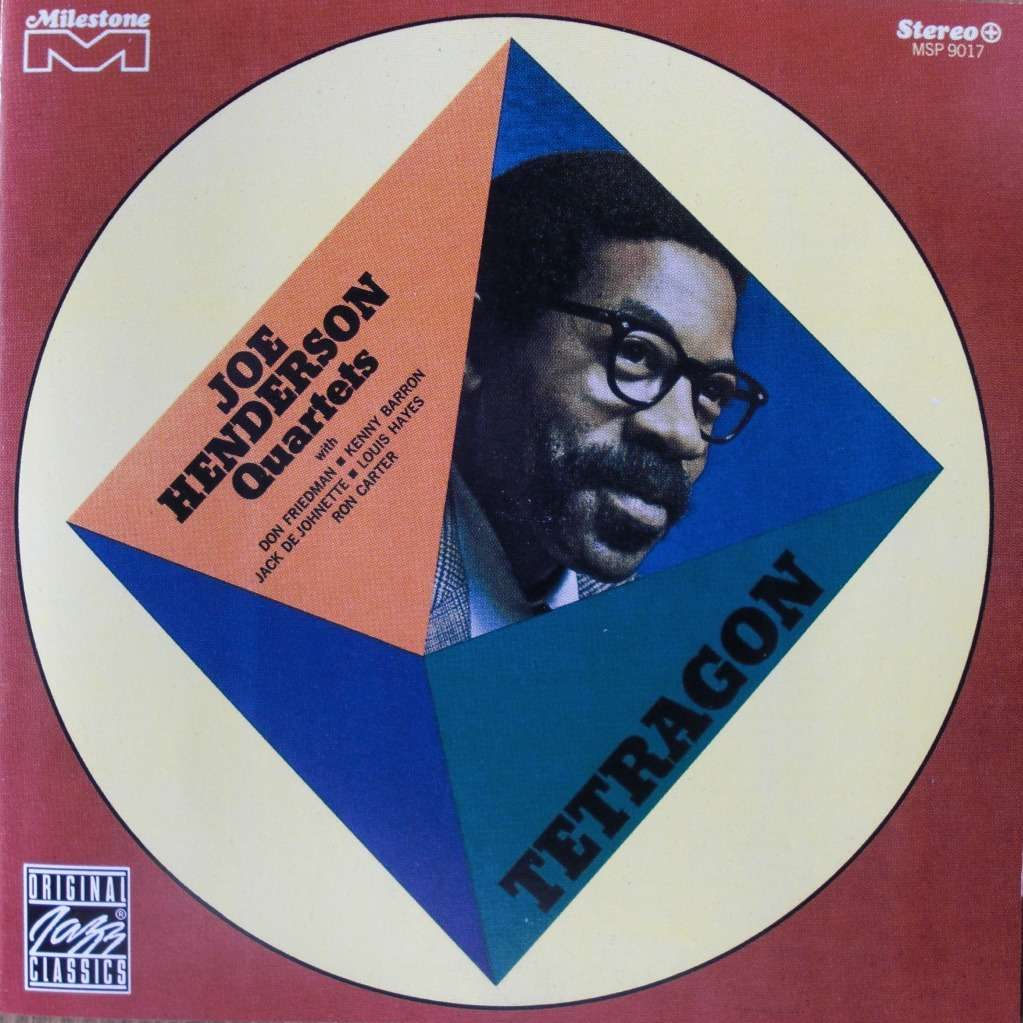 Tetragon by joe henderson quartets cd with flaming ref2300114943 joe henderson quartets tetragon stopboris Images