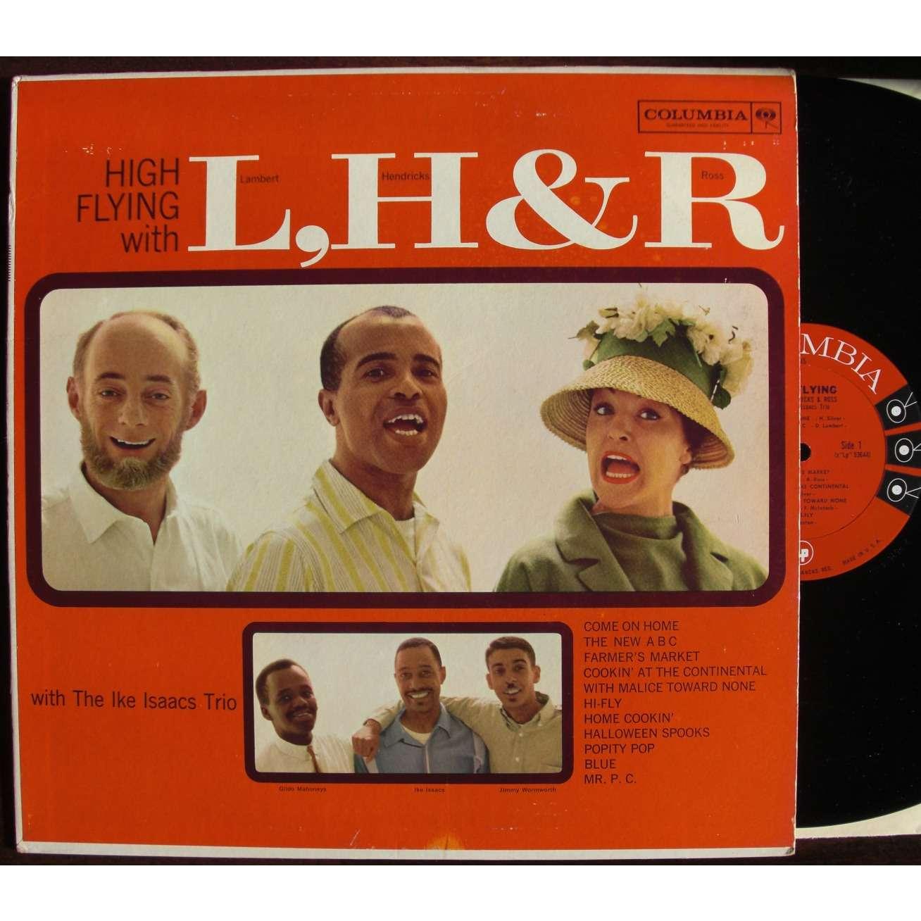 Lambert Hendricks & Ross - Airegin