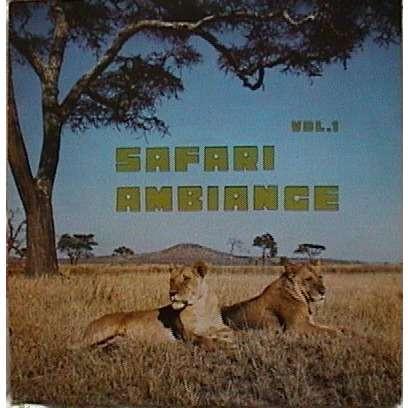 Sammy Massamba / Eko Roosevelt Louis ... Safari Ambiance Vol. 1