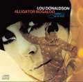 LOU DONALDSON - alligator bogaloo - CD