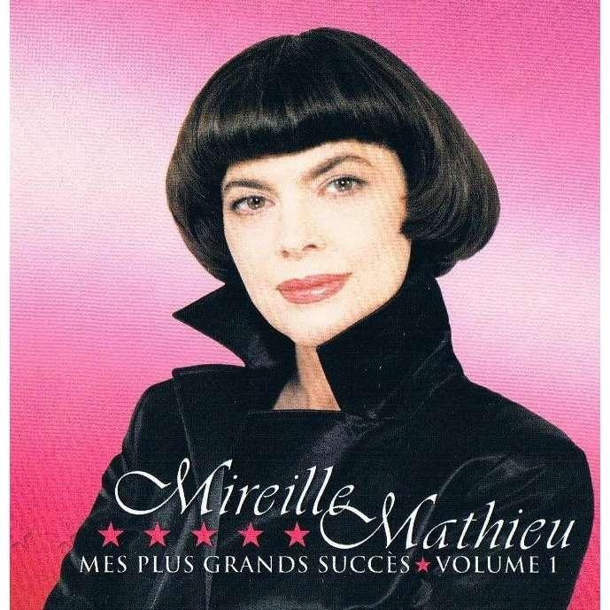 Mireille Mathieu - Santa Maria De La Mer