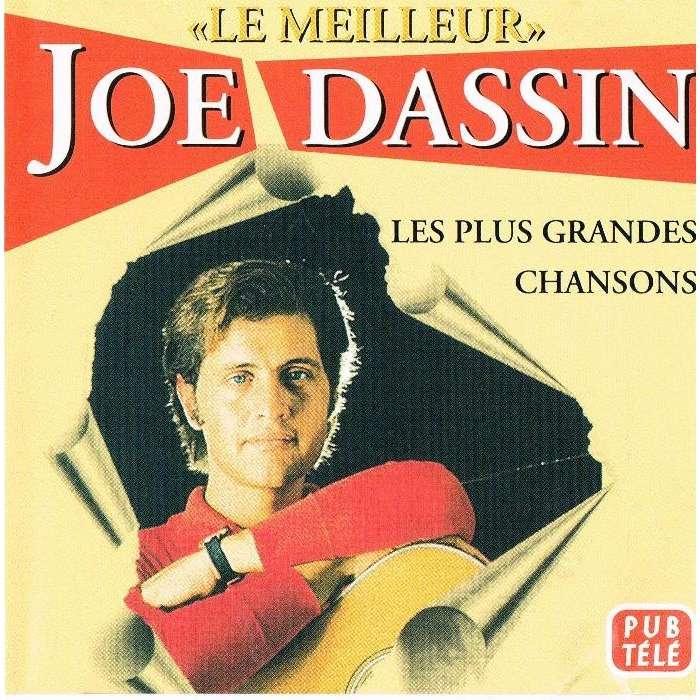 Le Meilleur Les Plus Grandes Chansons By Joe Dassin Cd
