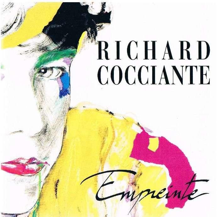 Empreinte de richard cocciante cd chez francophonies - Richard cocciante album coup de soleil ...