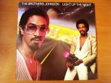 The Brothers Johnson Stomp / Light up the night / Treasure / This had to be / Smilin' on ya / Celebrations ....