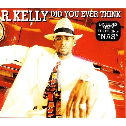 R kelly Did you ever think (voc, remix ft nas) / Home alone ft Keith murray
