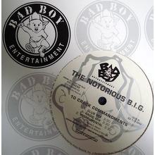 the notorious big 10 crack commandments (club, radio, instru) / Who shot ya  (club, radio, instru)