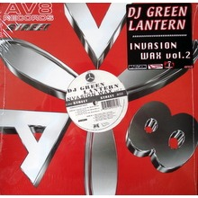 Dj green lantern invasion wax vol.2