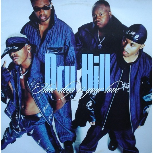 How Deep Is Your Love By Dru Hill 12inch With French