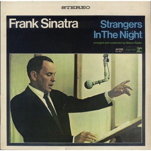 Strangers in the night by Frank Sinatra, LP with french ...