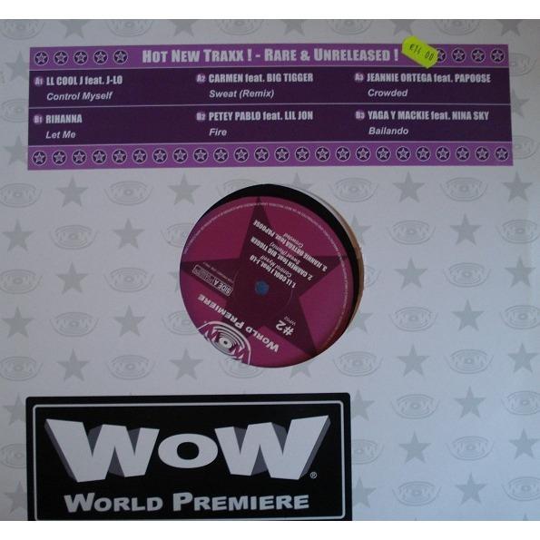 World premiere (WOW) vol.2 World premiere (WOW) vol.2 (6 titres) - Rare & unreleased