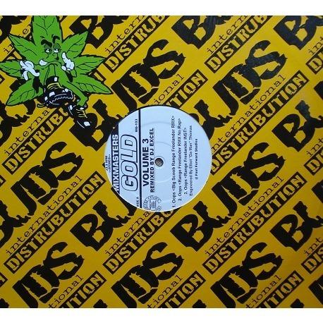 DJ Excel Mixmasters Gold Vol.3