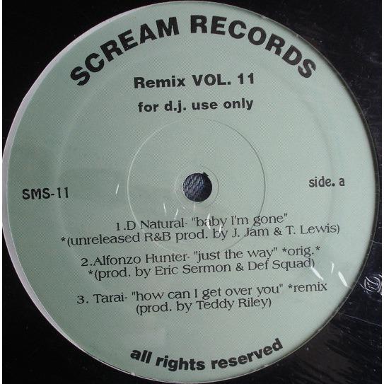 Scream records - remix vol.11 Scream records - remix vol.11