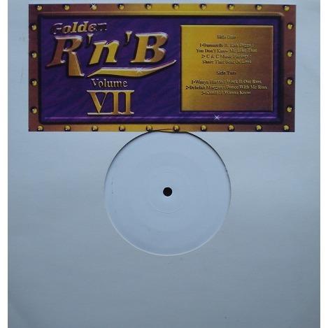 Golden Rn'b volume 7 Golden Rn'b volume 7 (7 titres)