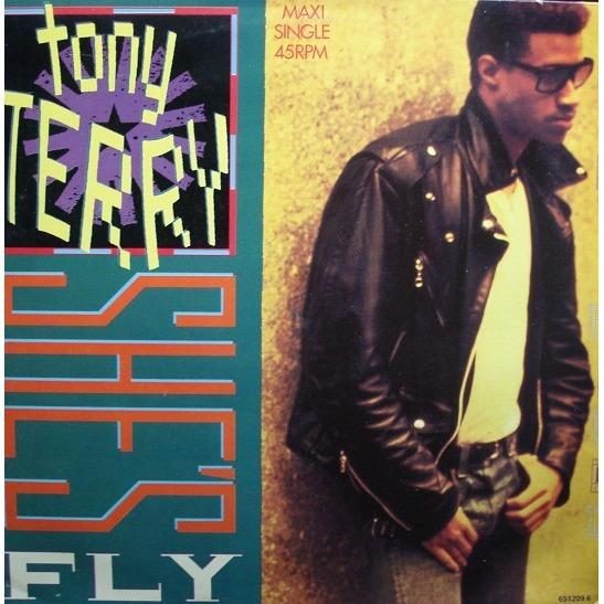 Tony Terry She's Fly