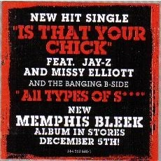 Memphis Bleek Is That Your Chick