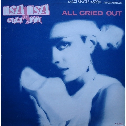 All Cried Out Behind My Eyes By Lisa Lisa Amp Cult Jam