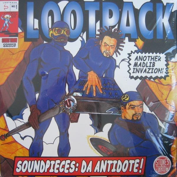 Lootpack Soundpieces: Da Antidote!