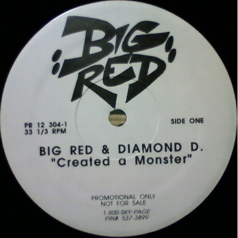 Big Red  & Diamond D Created A Monster