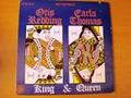 OTIS REDDING & CARLA THOMAS - King and queen - LP