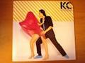 KC AND THE SUNSHINE BAND - All in a night's work - LP