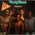 BLACK BLOOD - chicano - LP