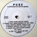 pure a division of bitch brake : afro funk - frank williams - the t.a.t band -reverend jay - josie willia