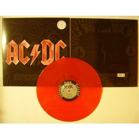Ac/dc black ice (limited edition white cover) amazon. Com music.