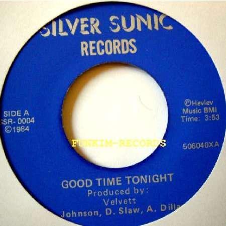 Velvett Good Time Tonight