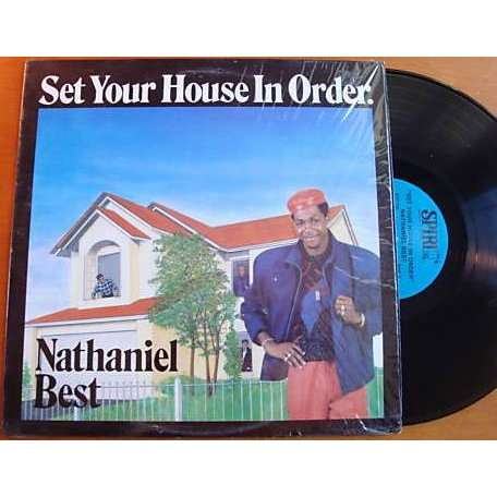 Nathaniel best set your house in order lp for Best funky house tracks ever