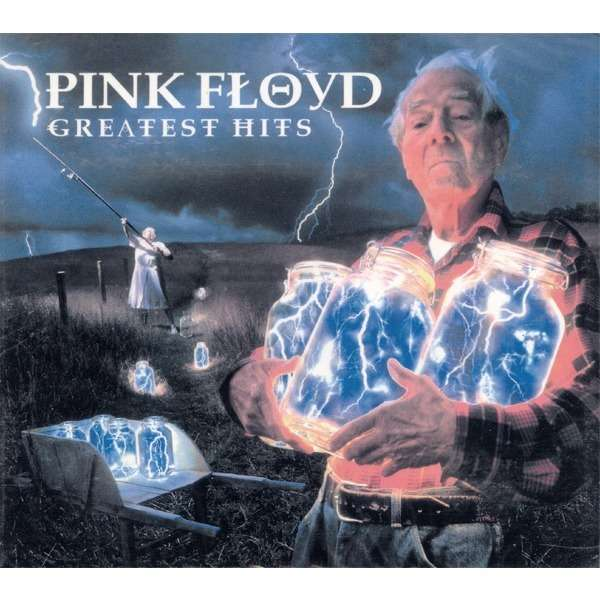Greatest Hits By Pink Floyd, CD X 2 With Galarog