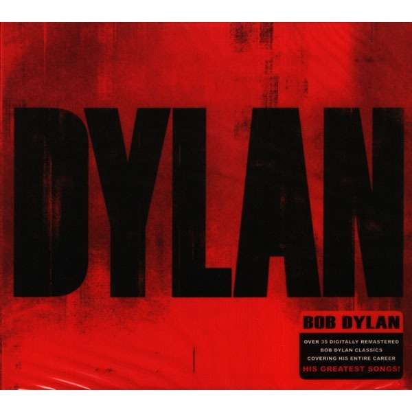 Greatest Hits By Bob Dylan Cd X 2 With Galarog Ref