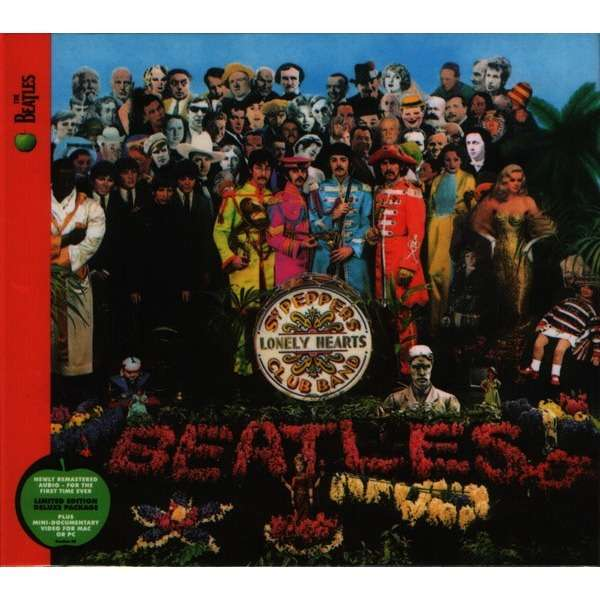 Sgt Pepper S Lonely Hearts Club Band By Beatles Cd With