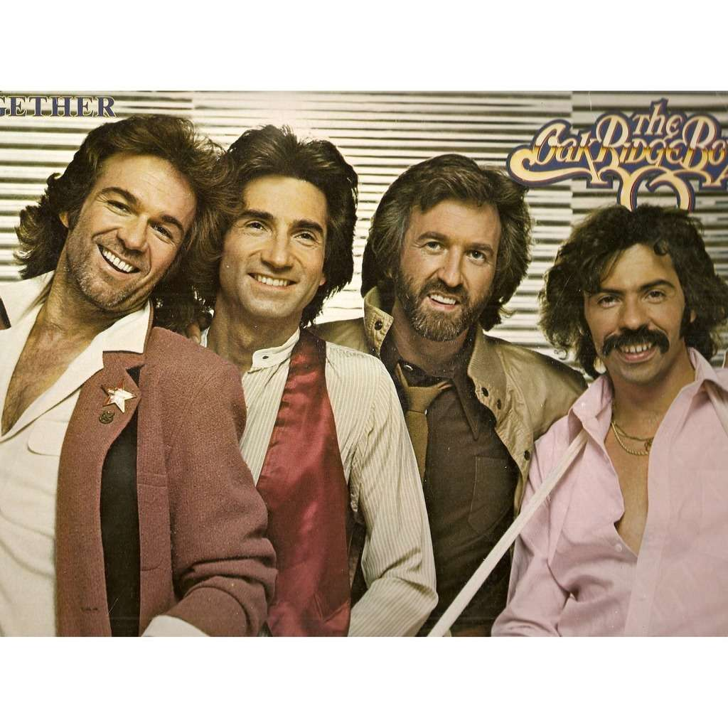 Together by Oak Ridge Boys, LP with galgano - Ref:115172142