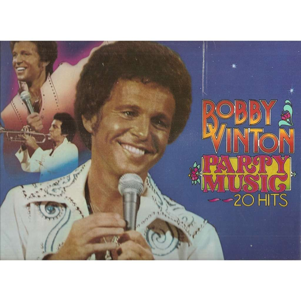 Bobby Vinton Party Music