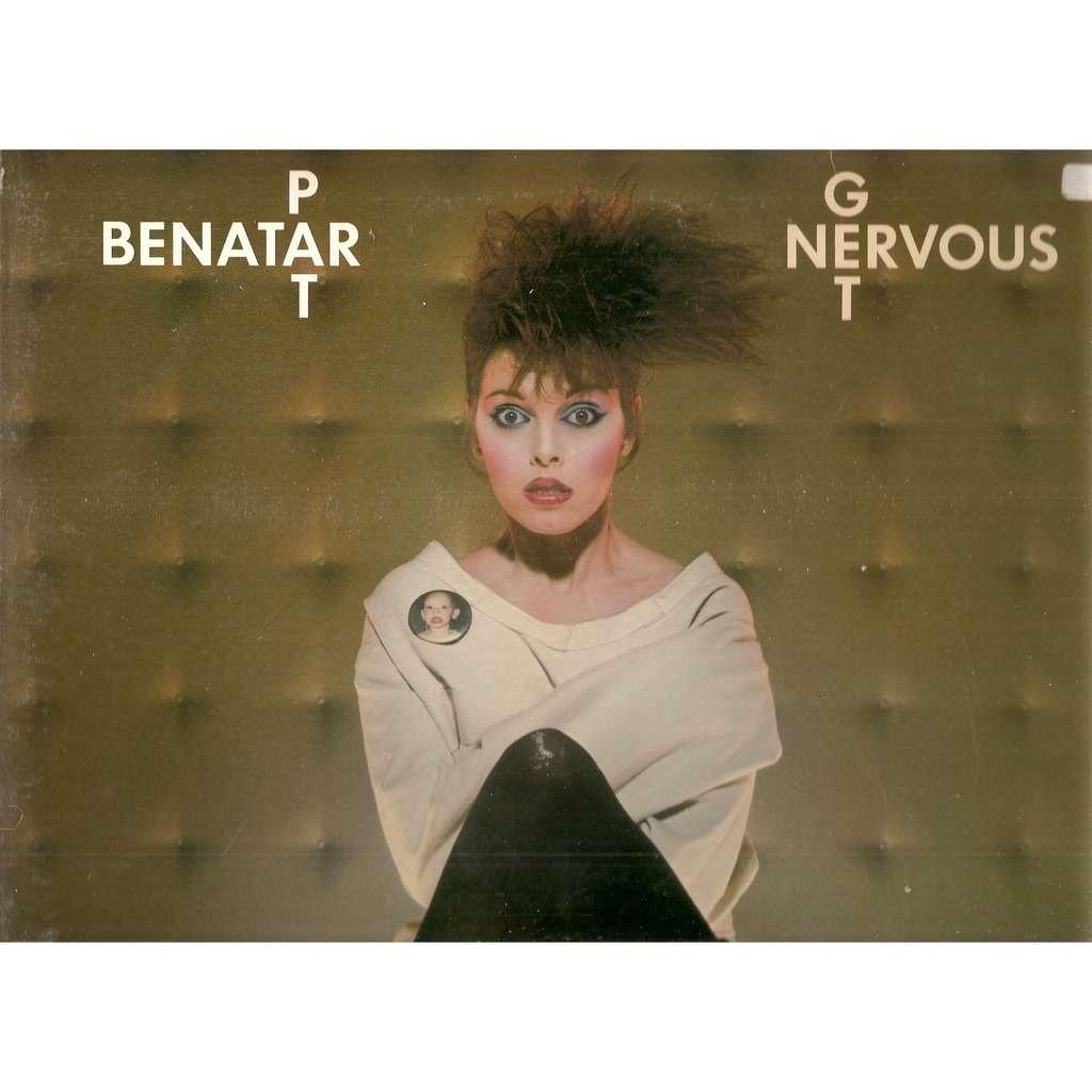 Pat Benatar Get Nervous