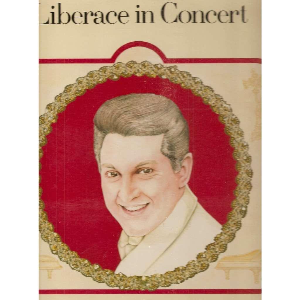 Liberace In Concert