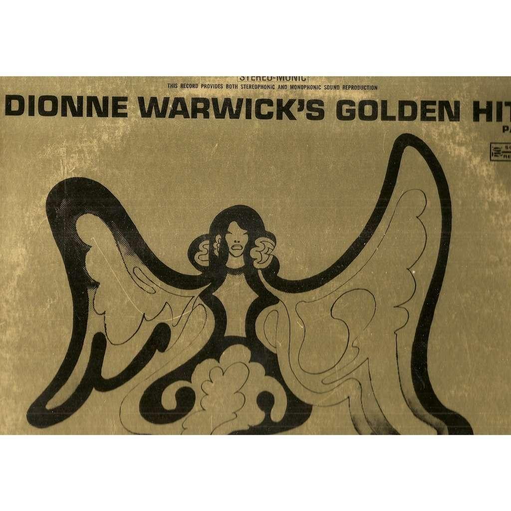 Dionne Warwick Golden Hits Part 2