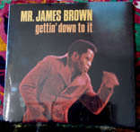 james brown gettin' down to it