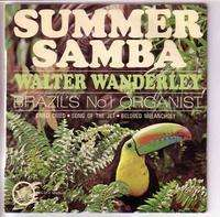 Walter Wanderley Summer Samba 7inch Ep For Sale On