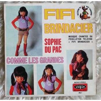 Sophie du Pac Fifi brindacier / Comme les grandes