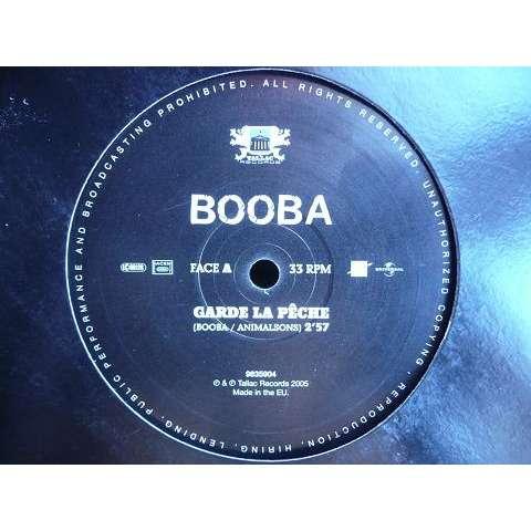 booba garde la peche instrumental maxi 33t en vente sur. Black Bedroom Furniture Sets. Home Design Ideas