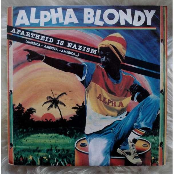 Operation coup de poing brigadier sabari apartheid is nazism de alpha blondy sp chez - Operation coup de poing alpha blondy ...