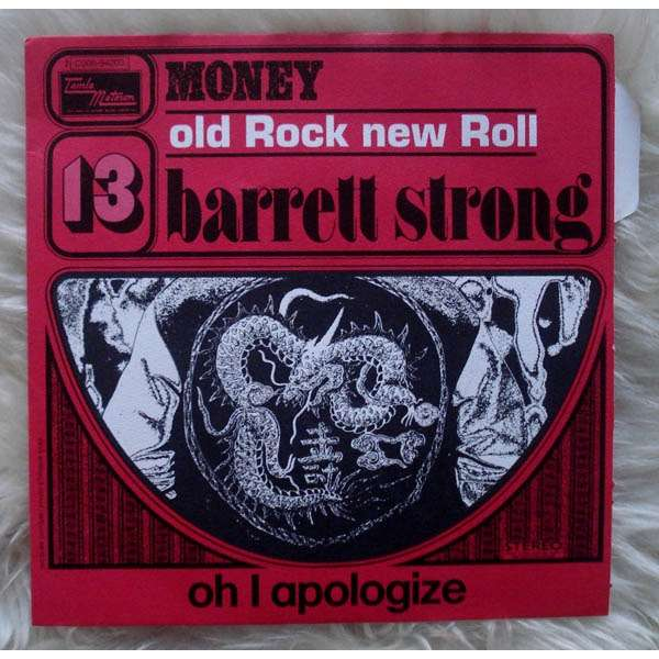 barrett Strong money (that's what i want) / oh i apologize